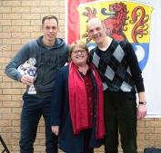 1401_4ter Country-Soccers Zwingenberg mit Fr. Karin Rettig und Holger Habich